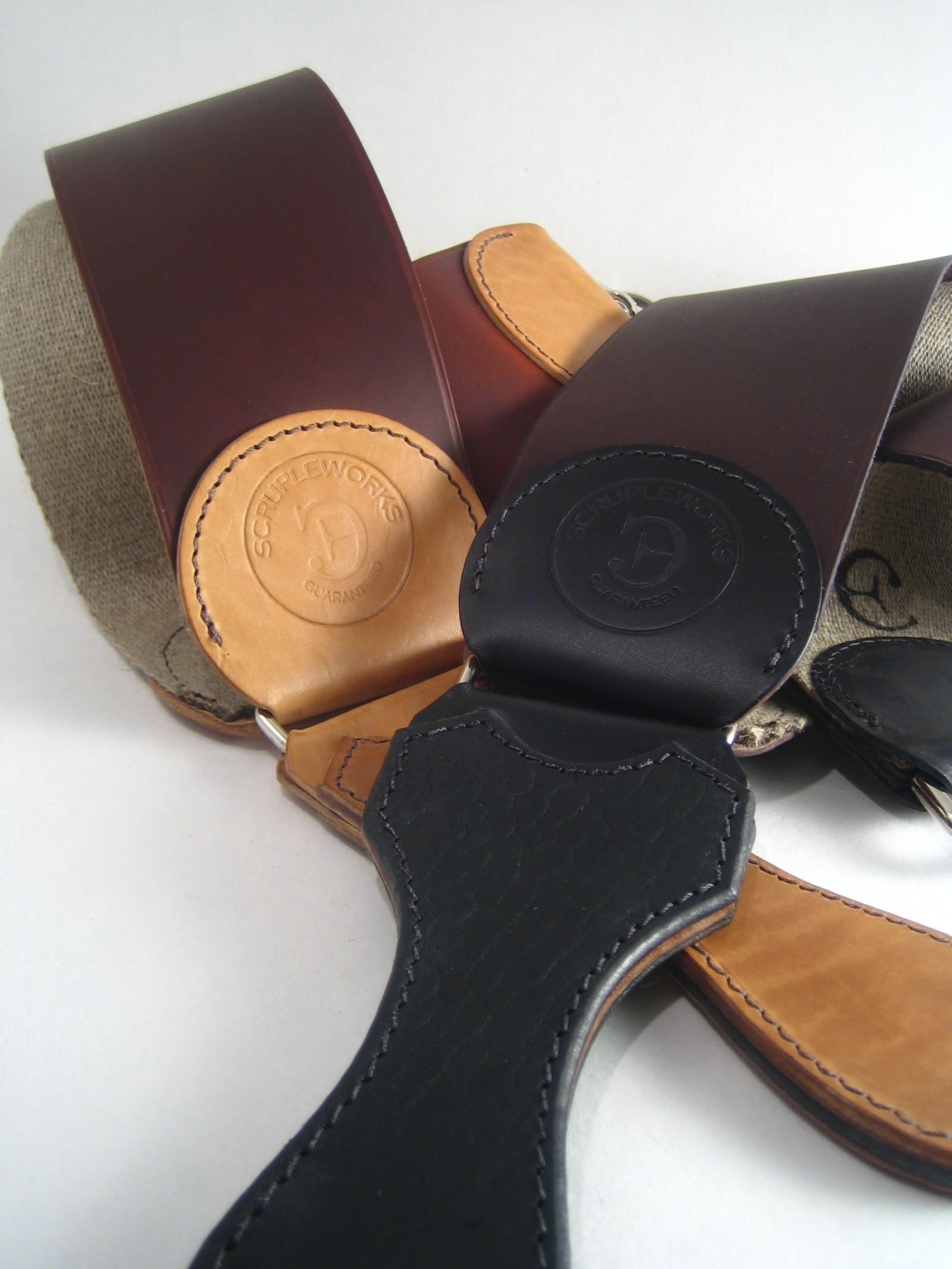 Oil Tanned Leather Shoes Care